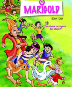 Marigold English Book Class 4