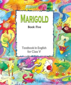 Marigold English Book Class 5