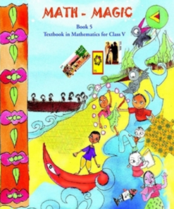 Math Magic Mathematics Book Class 5
