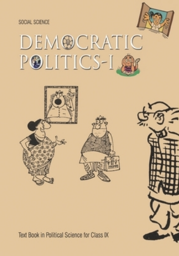 Democratic Politics Textbook Class 9