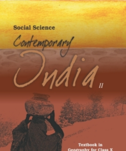 Contemporary India - Geography Textbook Class 10