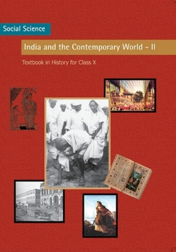 India & Contemporary World-2 History Textbook Class 10