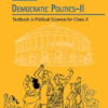 Democratic Politics-2 civics Textbook Class 10