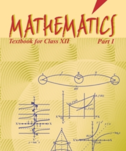 Mathematics Part-1 Textbook Class 12