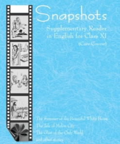 Snapshot English Textbook Class 11