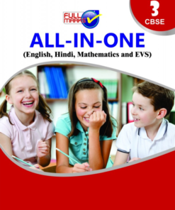 Full Marks All In One(English, Hindi, Mathematics) Guide For Class 3
