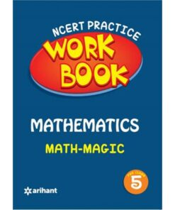 Arihant Mathematics Workbook for 5th Standard
