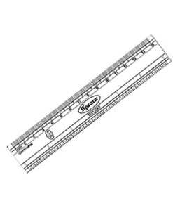 Apsara 621 - 15cm/6inches Ruler(Scale)