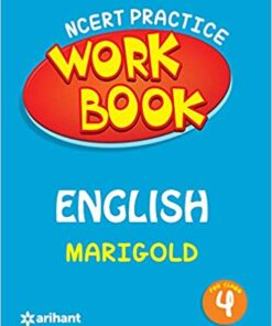 Arihant English Workbook for 4th Standard