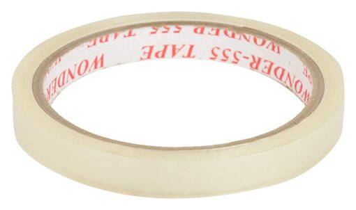 0.5 inch/1cm Transparent Tape