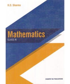 RD Sharma Mathematics Class 11th By Dhanpat Rai