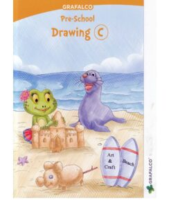 Grafalco Pre School Drawing - B Book For CBSE And ICSE Students