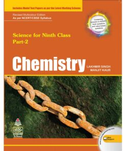 S Chand Chemistry For Class 9th By Lakhmir Singh & Manjit Kumar