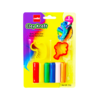 Cellol Modeling Clay Craft 6 Shades 100g