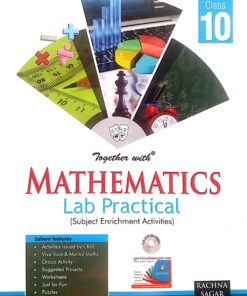 Mathematics Practical Lab manual Class 10th By Rachna Sagar