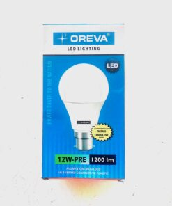 OREVA LED Bulb 12 Watt-PRE 1200 lm White(3 Year Grantee)