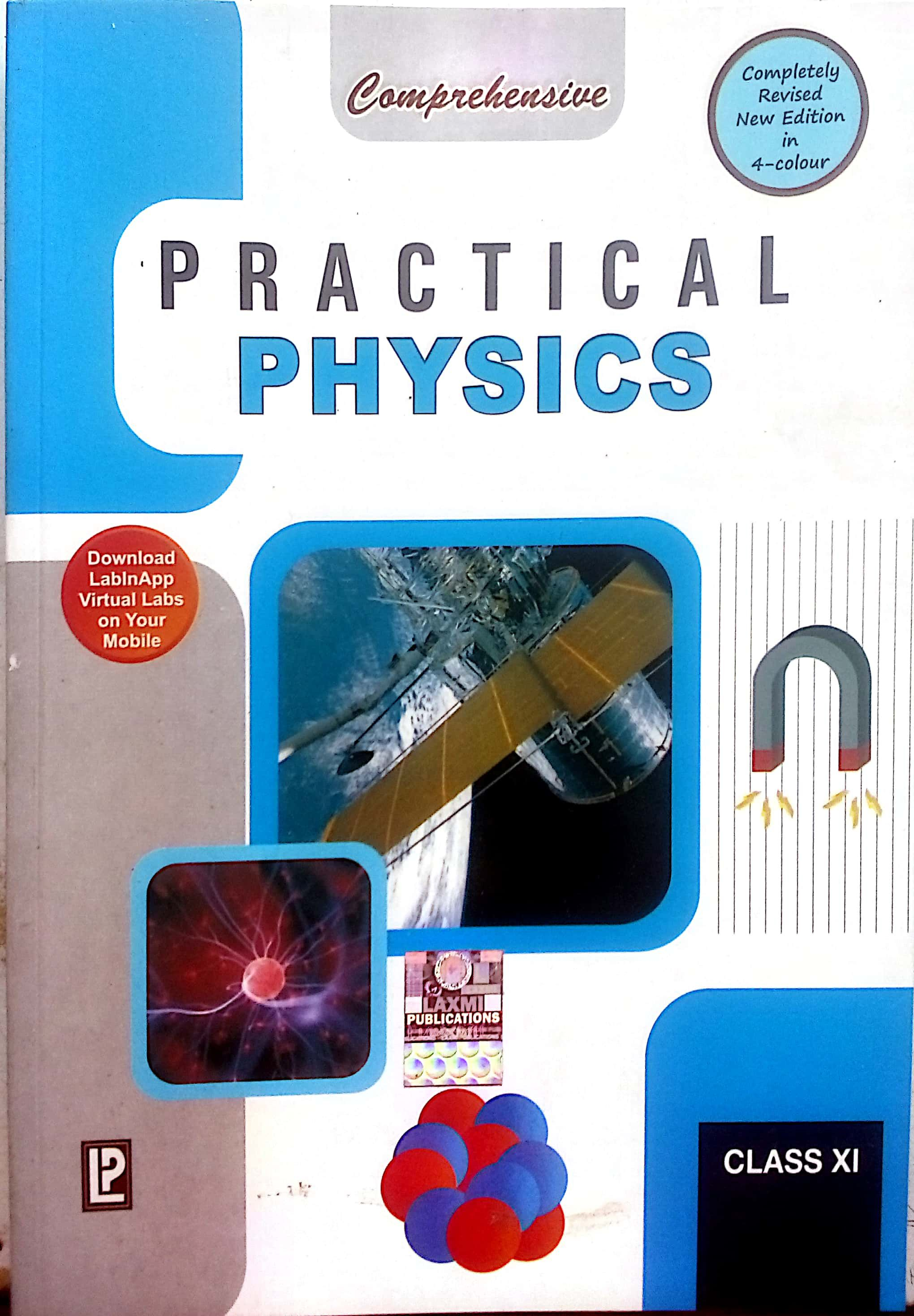 Comprehensive Physics Practical Lab manual Class 11th