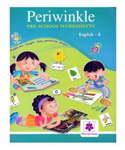 Periwinkle Pre - School Worksheets English - A By Ritu Bhushan
