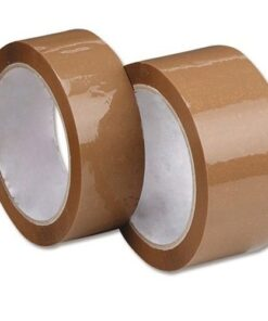 2 inch/3.5 cm Brown Packing Tape