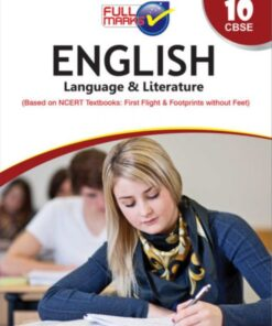 Full Marks English Guide for Class 10th(English Language & Literature )