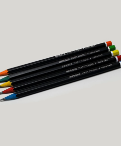 Apsara Matt Magic Extra Dark Single pencil