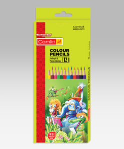 Camel Color Pencil 12 Shades