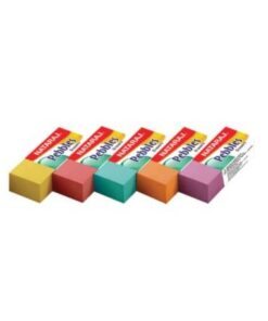 Nataraj Pebbles Eraser Of 5 Pieces Pack