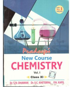 Pradeep Chemistry side book For Class 11th