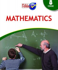 Full Marks Mathematics Guide for Class 8
