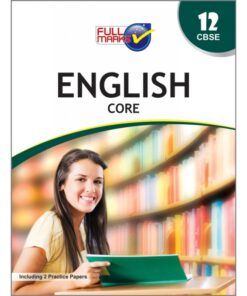 cbse English core guide for 12th standard ncert students