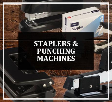 staplers-punching-machines