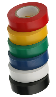 Wire Tape - Wonder Grip PVC Insulated Industrial Tape 18mm