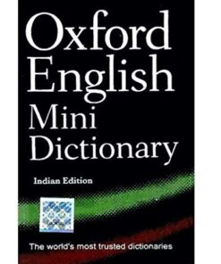 Oxford English Mini Dictionary - Indian Edition 7th Edition