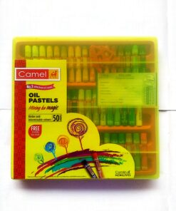 Camel Oil Pastels Colors - Mixing Ka Magic 50 Shades