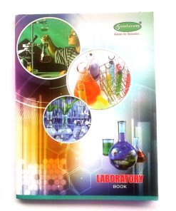 Sundaram Practical 100 Pages Laboratory Notebook Big Size