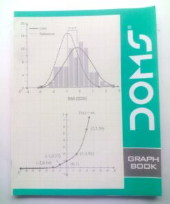 Doms Graph Book For Maths Graph Drawing Book