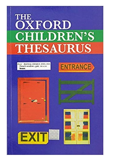The Oxford Children's Thesaurus English Dictionary