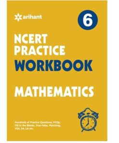 Arihant English Mathematics for 6th Standard