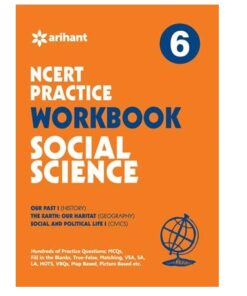 Arihant Social Science Workbook for 6th Standard