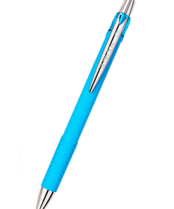Cello Butterflow Clic Ball Pen Blue, Black, Red