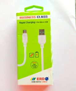 ERD Rapid Charging 7 pin Micro USB Data cable For Data transferring and Charging