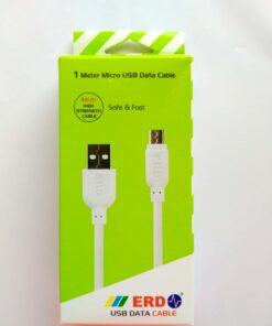 ERD Data Cable of 1 meter Length For Android Phones (UC-21 Micro USB Cable)