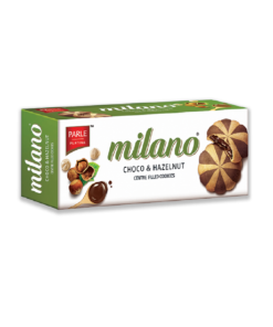 Milano Center-Filled- Choco Hazelnut Cookies