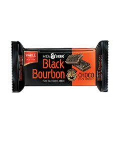 Hide & Seek Black Bourbon Choco Cookies