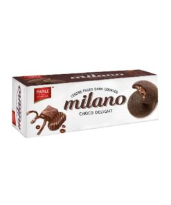 Milano Centre Filled Dark Cookies- Choco Delight