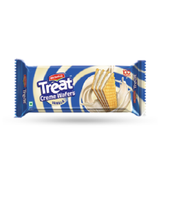 Britannia Treat Cream Wafers Vanilla