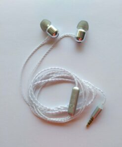 JBL JB-115 Earphone (Silver)