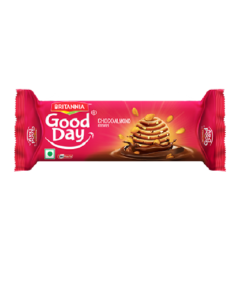 Britannia New Good Day Choco Nuts Cookies