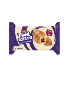 Britannia Treat Cocoa Vanilla Cream Roll