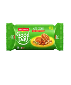 Britannia New Good Day Nuts Cookies
